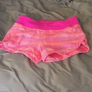 Ivivva pink speedy short